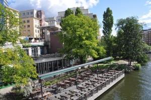 restaurang på Kungsholmen